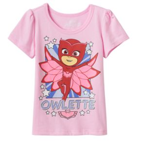 Toddler Girl PJ Masks Owlette Graphic Tee