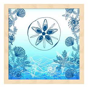 Ocean IV Framed Wall Art