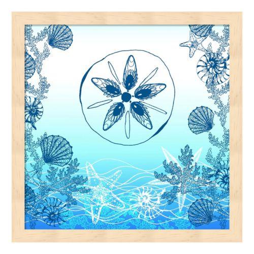 Ocean IV Framed Wall Art