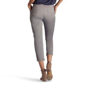 Women's Lee Presley Crop Cargo Pants