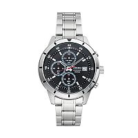 Seiko Men's Stainless Steel Chronograph Watch - SKS561