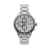 Seiko Men's Stainless Steel Chronograph Watch - SKS579