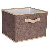 Household Essentials Open Storage Bin