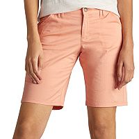 Women's Lee Henley Bermuda Shorts