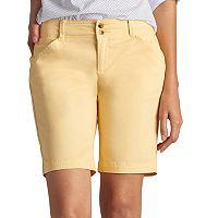 Women's Lee Essential Chino Bermuda Shorts