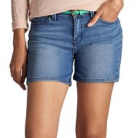 Women's Lee Twila Modern Series Belted Jean Shorts