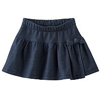 Baby Girl Jumping Beans® Faux-Denim Skort