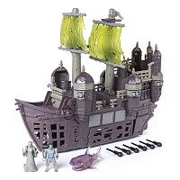 Pirates of the Caribbean: Dead Men Tell No Tales Silent Mary Ghost Ship Playset