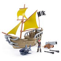 Pirates of the Caribbean: Dead Men Tell No Tales Jack's Pirate Ship Playset