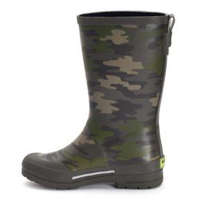 Western Chief Classic Ex Boys' Waterproof Rain Boots