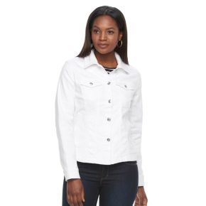 Women's Gloria Vanderbilt Evelyn Shirt Jacket