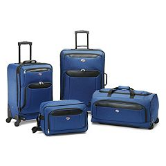 American Tourister Brookfield 4 pc Spinner Luggage Set