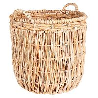 Household Essentials Tall Round Floor Basket