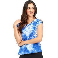 Women's Balance Collection Lily Cold Shoulder Tee