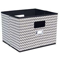 Household Essentials Deluxe Open Storage Bin
