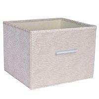Household Essentials Premium Open Storage Bin