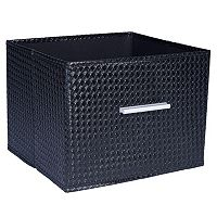 Household Essentials Premium Open Storage Bin