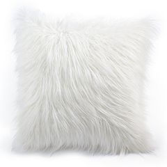 LC Lauren Conrad Faux Fur Throw Pillow