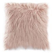 LC Lauren Conrad Faux Fur Throw Pillow