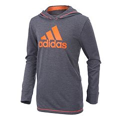 Boys 8-20 adidas ClimaLite Hooded Tee