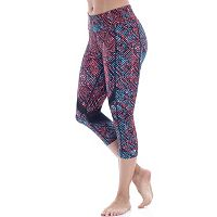 Women's Marika Ava Traction Capri Leggings