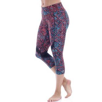 Women's Marika Ava Traction Capri Leggings
