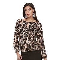 Women's Jennifer Lopez Cutout Top