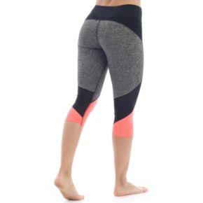 Women's Marika Ava Progressive Space-Dye Capri Leggings