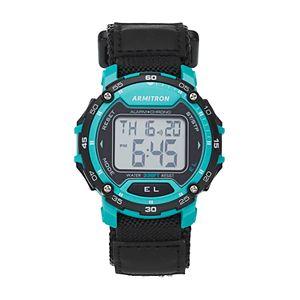 Armitron Unisex Sport Digital Chronograph Watch - 40/8291TEL