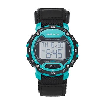 Armitron Unisex Sport Digital Chronograph Watch - 40/8291TEL