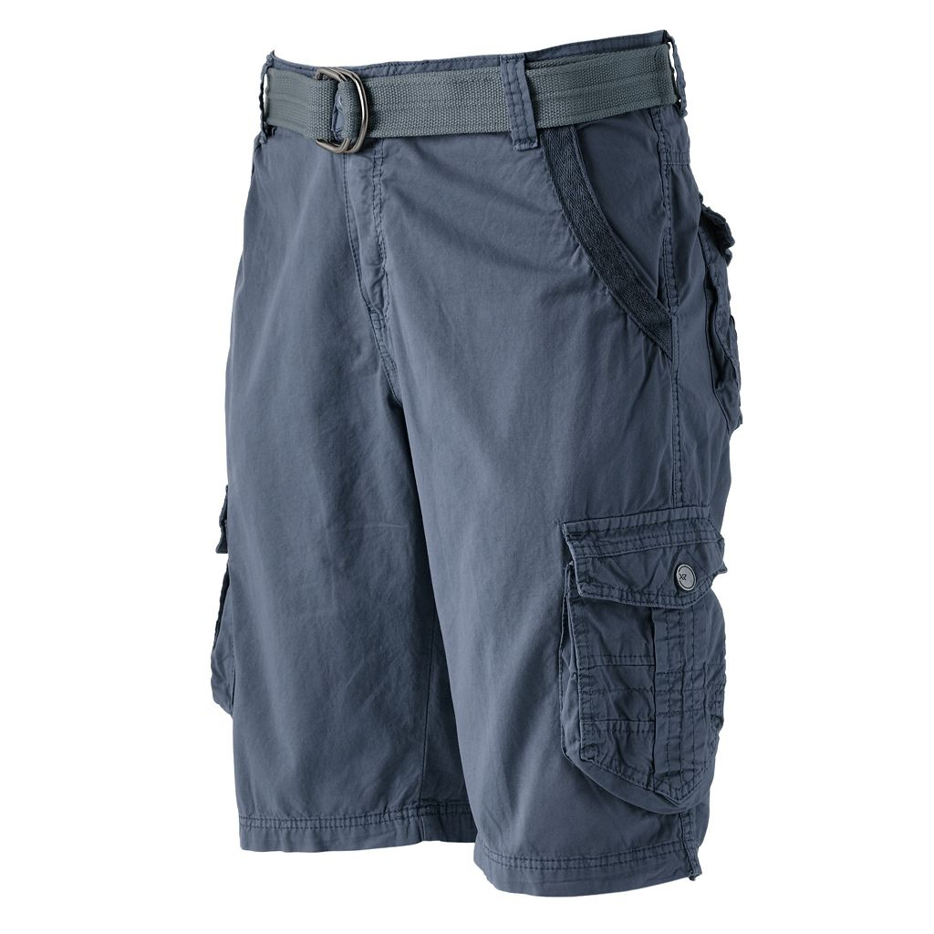 Men's XRAY Belted Cargo Shorts
