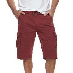 Mens Red Cargo Shorts - Bottoms, Clothing   Kohl's