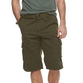 Men's XRAY Belted Cargo Shorts