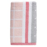 Simple By Design Grid Hand Towel