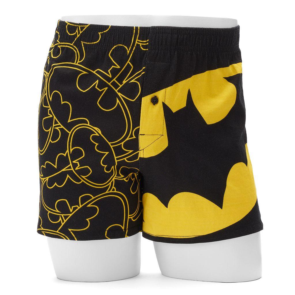 Men's DC Comics Batman Boxers