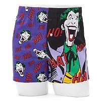 Men's DC Comics Joker Boxers