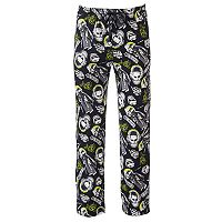 Men's DC Comics Suicide Squad Joker Lounge Pants