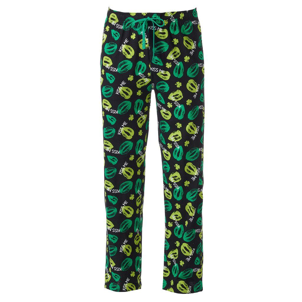Men's St. Patrick's Day Lounge Pants