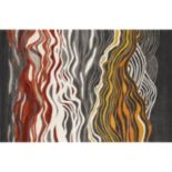 Momeni New Wave Cole Abstract Wool Rug