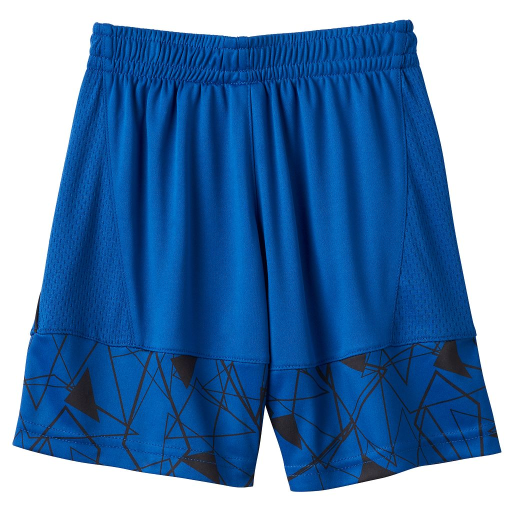 Boys 4-7 PUMA Athletic Shorts