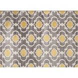 World Rug Gallery Toscana Contemporary Moroccan Trellis Rug