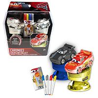 Disney / Pixar Cars 3 Chromies Color and Collect Activity Set