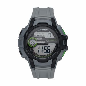 Armitron Unisex Sport Digital Chronograph Watch - 40/8375LGY