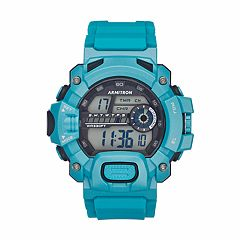 Armitron Unisex Sport Digital Chronograph Watch - 40/8386TEL
