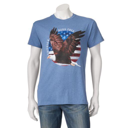Men's Wings of Freedom Tee