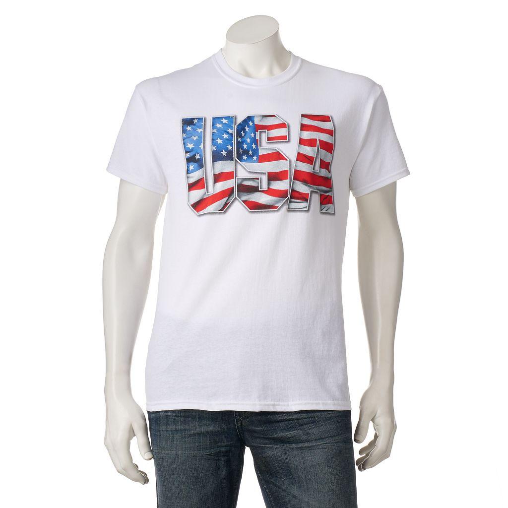 Men's Proud USA Tee