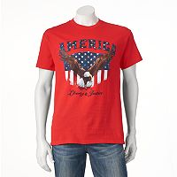 Men's Flank Eagle Tee