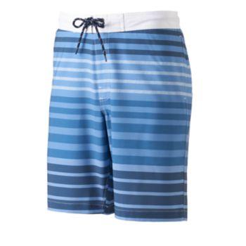 Men's SONOMA Goods for Life? Striped Swim Trunks