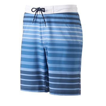 Men's SONOMA Goods for Life™ Striped Swim Trunks