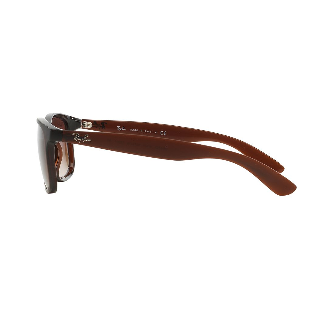 Ray-Ban Andy RB4204 55mm Rectangle Gradient Sunglasses
